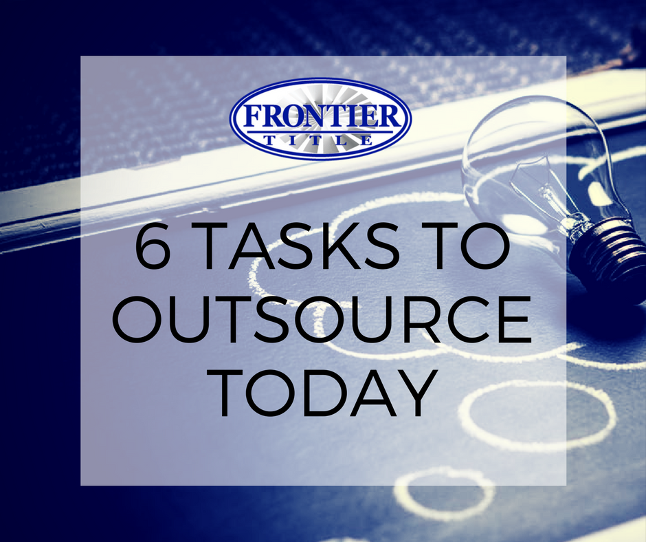 Outsource Tasks For Real Estate